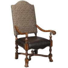Dark Toffee Arm Chair