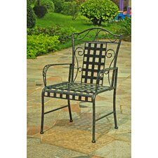 Mandalay Dining Arm Chairs (Set of 2)