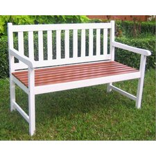 Acacia Patio Wood Garden Bench