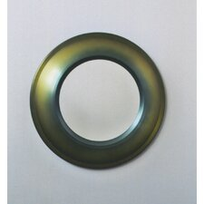 Target Mirror in Olive Burst (Set of 2)
