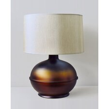 Orb Table Lamp with Shade