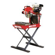 MasonPro 2 19.5 Amp 5 HP 230 V Single Phase Electric Masonry Table Saw