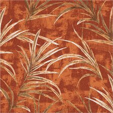Pastiche Rain Forest Fall Orange Rug