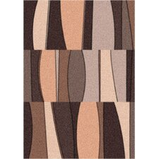 Modern Times Sinclair Dark Chocolate Rug