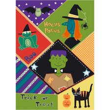 Fall Seasonal Hocus Pocus Novelty Rug