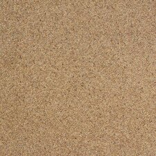 "Legato Embrace 19.7"" x 19.7"" Carpet Tile in Autumn Harvest"