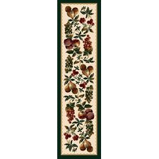 Signature Fruit Medley Novelty Rug