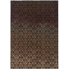 Palermo Black/Tan Rug