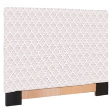 Slipcovered Crawford Panel Headboard