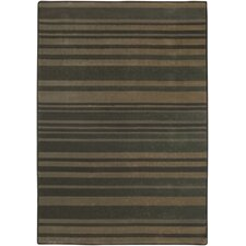 Galleria Brown Stripes Rug