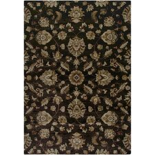 Galleria Brown Lattice Rug