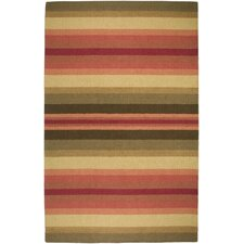 Waverly Beige Stripes Rug