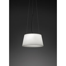 Plis 2 Light Outdoor Pendant
