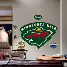 NHL Logo Wall Graphic