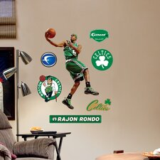 NBA Wall Graphic