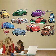 Disney Pixar Cars Wall Graphic