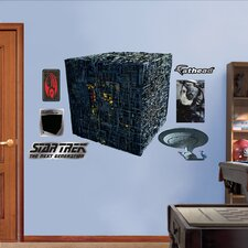 Star Trek Borg Cube Wall Graphic