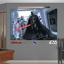 Star Wars Darth Vader and Stormtroopers Fallen Rebel Wall Mural