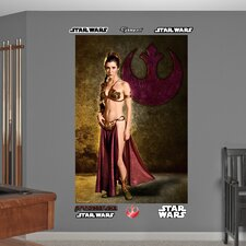 Star Wars Princess Leia Wall Mural