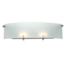 Zorita 2 Light Vanity Wall Sconce