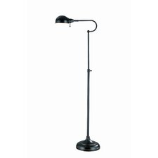 Classic Metal Reading Floor Lamp