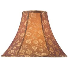 Bell Lamp Shade in Golden Rose