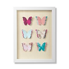 Butterflies Framed Framed Art