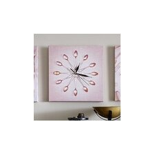 Clock Canvas Wall Art
