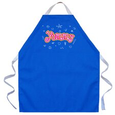 Yummy Apron in Royal