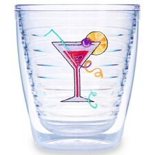Martini Cosmo 12 oz.Tumbler (Set of 4)