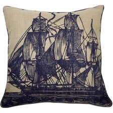 Seafarer Sail Pillow