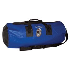 "36"" Waterproof Tarpaulin Travel Duffel with Black Trim"
