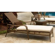 Grenada Patio Chaise Lounge Cushion