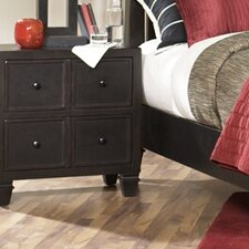 Julian 2 Drawer Nightstand