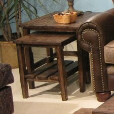 Cumberland Bunching End Table