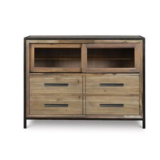 Shady Grove 4 Drawer Media Chest