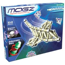 Skrooz 168 Piece Magnetic Kit
