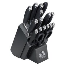 17 Piece Cutlery Block Set