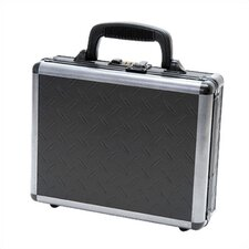 "Ironite Single Pistol Case: 3 1/4"" H x 11 1/2"" W x 9"" D"