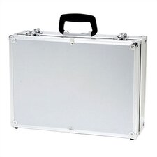 "Multi-Purpose Case with 2 Key Lock Draw Bolts: 6"" H x 18"" W x 13"" D"