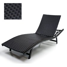 Titan Sun Lounger Chaise Lounge (Set of 2)