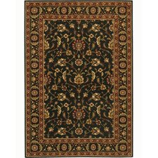 Royal Luxury Brentwood Ebony Rug