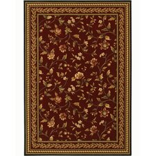 Royal Luxury Winslow Bordeaux Rug