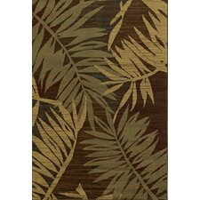 Accents Calypso Brown Rug