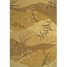 ModernWorks Pomona Light Brown Rug
