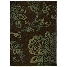 Modernworks Camilla Dark Brown Rug