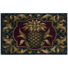 Reflections Pineapple Novelty Rug