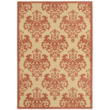Suncoast Coral Lilly Rug
