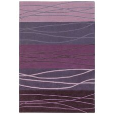 Loft Purple Cadential Rug