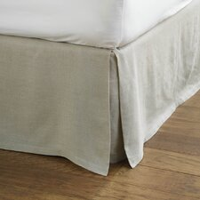Relaxed Linen Bed Skirt